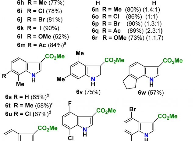 A General and Scalable Synthesis of Polysubstituted Indoles